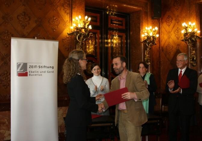 Հաղթանակ. հետաքննող լրագրող Էդիկ Բաղդասարյանն արժանացել է եվրոպական հեղինակավոր «Բուցերիուս» հիմնադրամի մրցանակին