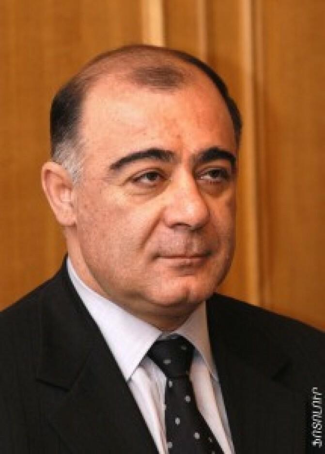 Սամվել Բալասանյանն ընտրվեց ԱԺ փոխնախագահ