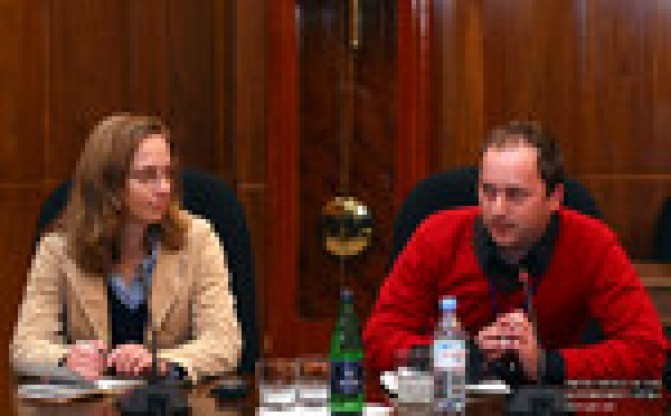 Վարչապետը հանդիպել է արտերկրից ժամանած լրագրողների հետ