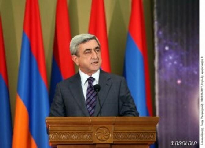 Սերժ Սարգսյանը չի մասնակցի ՆԱՏՕ-ի գագաթնաժողովին