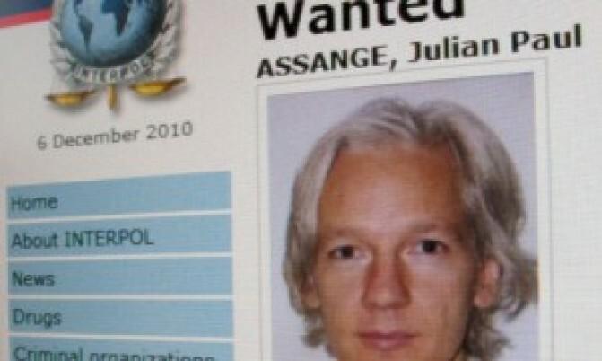 WikiLeaks կայքէջի հիմնադիր Ջուլիան Ասանժը ձերբակալվեց