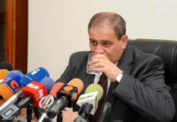 Ամանորյա անակնկալ. գյուղնախարար Գերասիմ Ալավերդյանն պաշտոնանկ է արվել