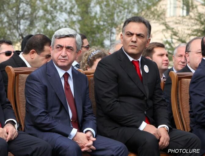 Իրավապաշտպան. Բեգլարյանի հարցով Սերժ Սարգսյանը պարտավոր էր հաղորդում ներկայացնել գլխավոր դատախազություն