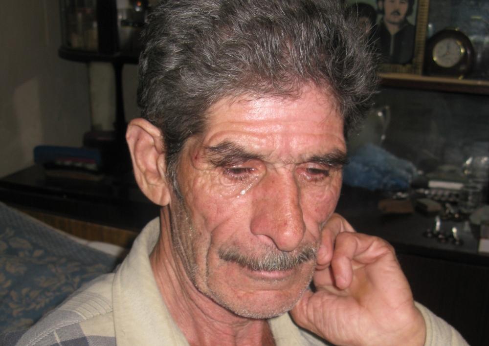 Մի բուռ ադրբեջանցիներ Արցախի լեռներում. նրանք կարոտել են իրենց հարազատներին, որոնց թողել են շփման գծի այն կողմում