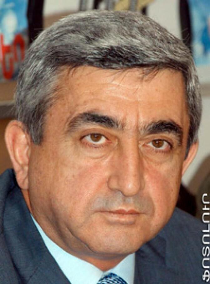 Սերժ Սարգսյանը մեկնում է Ռուսաստան
