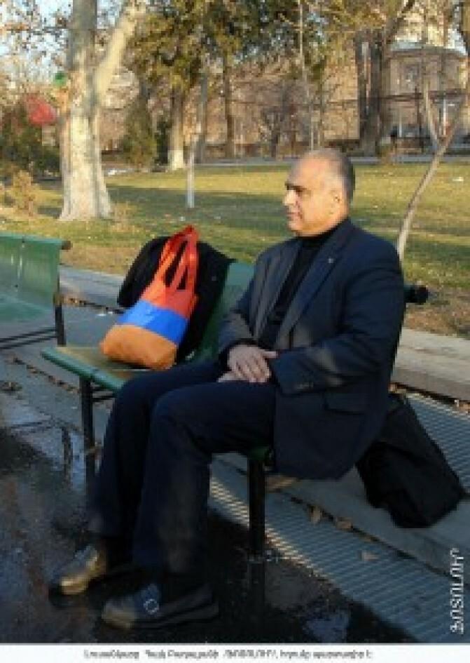 «Ծոմ ազատության». Րաֆֆի Հովհաննիսյանը հացադուլ է սկսել