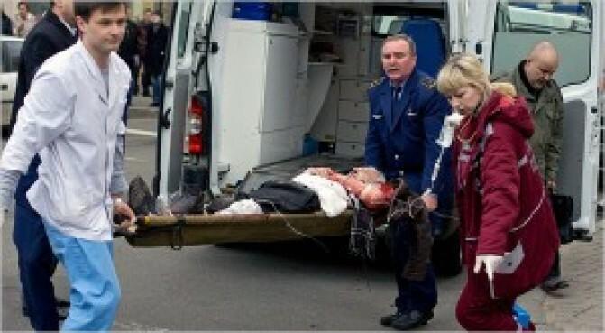 Պայթյուն Մինսկի մետրոյում. կան զոհեր եւ վիրավորներ