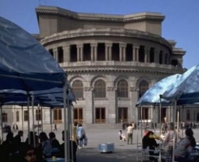 Քաղաքապետարանն արտոնել է ընդդիմության հանրահավաքը Ազատության հրապարակում