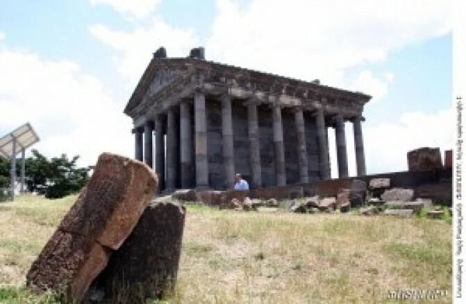 Գառնի տաճարին շնորհվել է ՅՈՒՆԵՍԿՕ-ՀՈՒՆԱՍՏԱՆ 2011թ. Մելինա Մերկուրի միջազգային մրցանակը