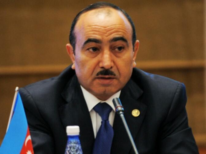 Ալի Հասանով. «Ադրբեջանը պատրաստ է Ղարաբաղին միջանկյալ կարգավիճակ տրամադրել»