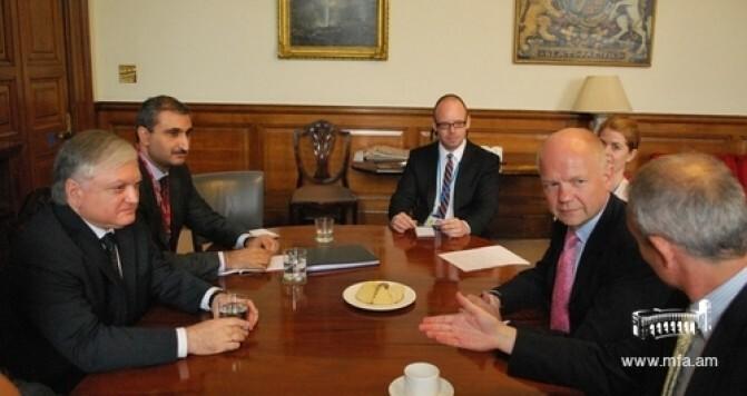 ՀՀ-ն եւ Բրիտանիան ստորագրել են կրկնակի հարկումը բացառելու համաձայնագիր