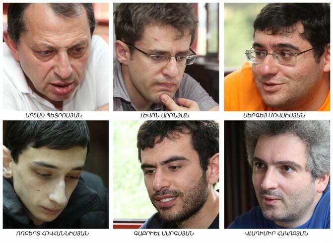 Հայաստանի հավաքականը` շախմատի աշխարհի առաջնության չեմպիոն
