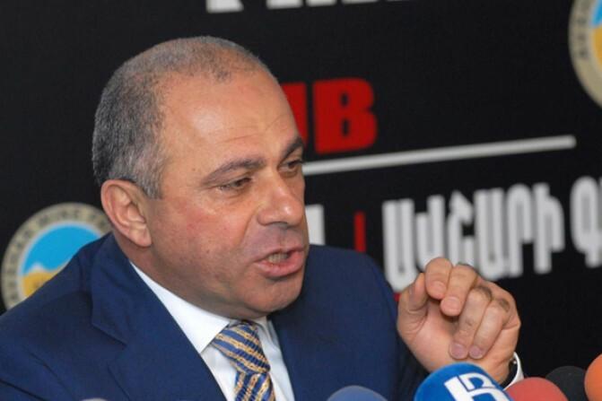 Ալիկ Սարգսյանը Կարապի լճի մոտ տեղի ունեցածը «ոստիկանաորս» է անվանել
