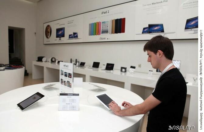 Հայաստանում օգոստոսի 26-ին պաշտոնապես մեկնարկեց Apple iPad 2-ի վաճառքը