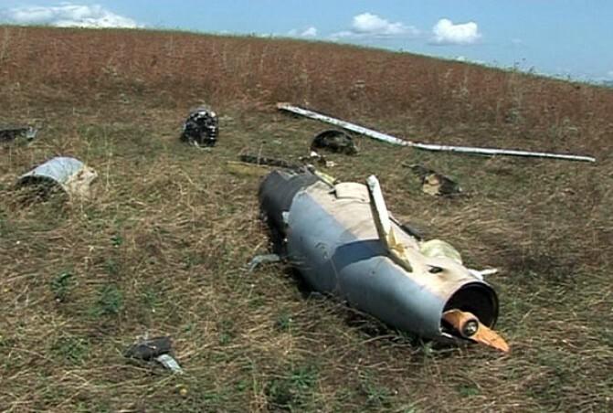 ԼՂՀ օդային տարածքում ադրբեջանական անօդաչու հետախուզական սարքի կործանումը փայլուն հաջողություն է գնահատվում