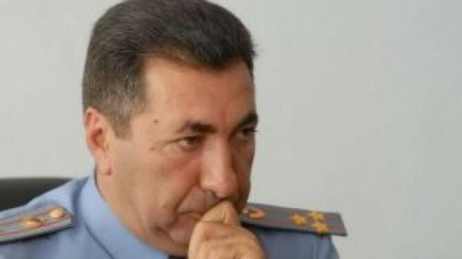 Կալանավորվել է ՀՀ Ոստիկանության Ճանապարհային ոստիկանության ծառայության պետը