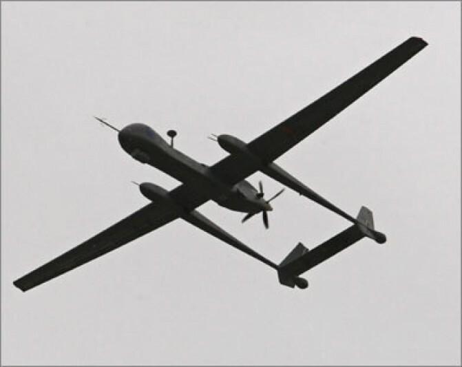 Ադրբեջանական անօդաչու թռչող սարք է ոչնչացվել ԼՂ բանակի կողմից