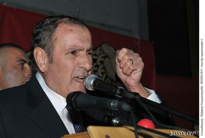 Լևոն Տեր Պետրոսյանի ելույթը սեպտեմբերի 30-ի ՀԱԿ հանրահավաքում