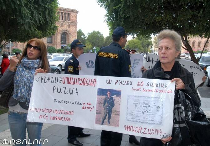 Փոստանջյան. «Կատարվածը խայտառակություն է»: Գասպարին եւ բողոքի ակցիան արդեն ոստիկանության շենքի մոտ