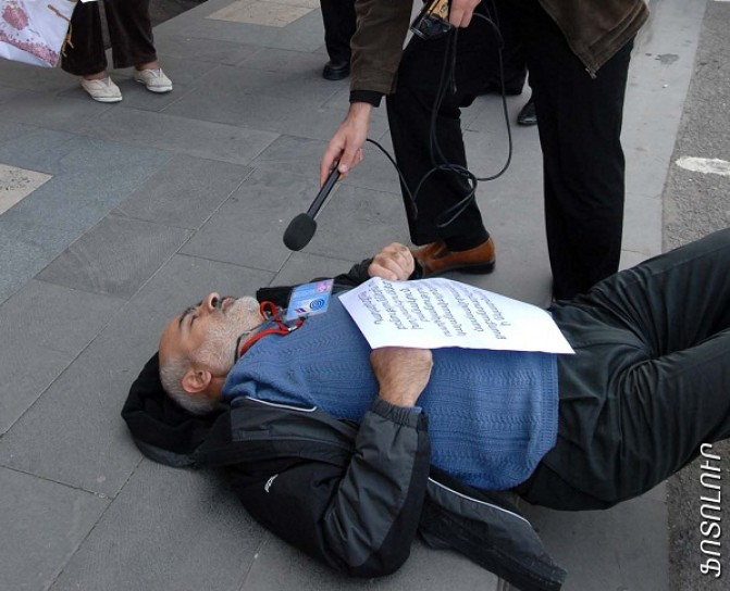 «Գասպարին գործել է օրենքի տառին համահունչ».ՀԱԿ-ը պահանջում է պատժել ոստիկաններին