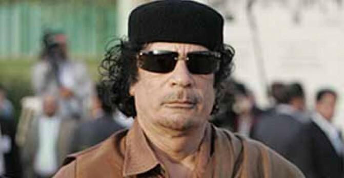 Ձերբակալել են Մոամար Քադաֆիին