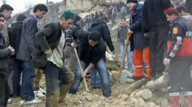 Ուժեղ երկրաշարժ Թուրքիայում, որը զգացվել է նաև Հայաստանում