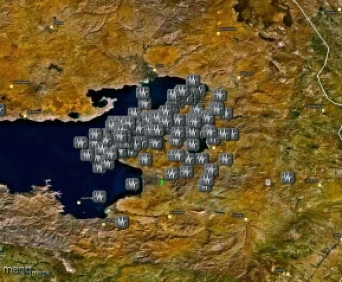 Թուրքիայում հետցնցումներ են եղել