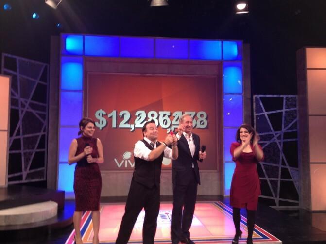 12.286.478 միլիոն ԱՄՆ դոլարի նվիրատվություն ու նվիրատվության խոստում` Հեռուստամարաթոն 2011-ին