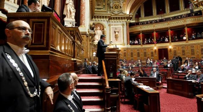 Այո'. Ֆրանսիայի Սենատն  ընդունեց ցեղասպանության ժխտումը քրեականացնող օրինագիծը