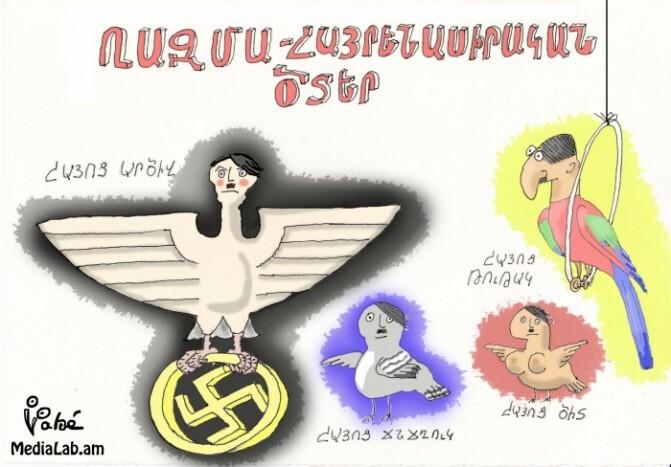 «Սյունյաց արծիվ» Խաչիկ Ասրյանը մեկնել է արձակուրդ. Ալիեվից նորություն չկա