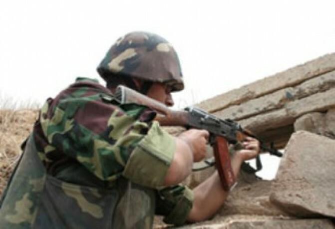 2000-ից ավելի կրակող և երկու վիրավոր ԼՂՀ-ում