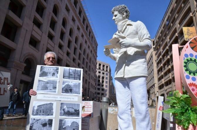 Պահպանելով պատմական Երեւանը. «Կառուցենք առանց քանդելու» ցուցահանդեսն առաջարկում է իր լուծումները