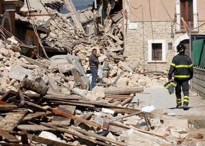 Հզոր երկրաշարժ Իտալիայում. կան զոհեր