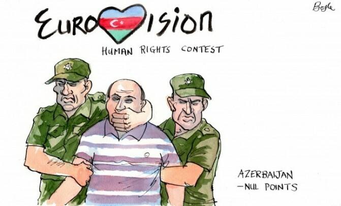 Ադրբեջան. այլախոհներին ծանր ժամանակներ են սպասվում Եվրատեսիլից հետո