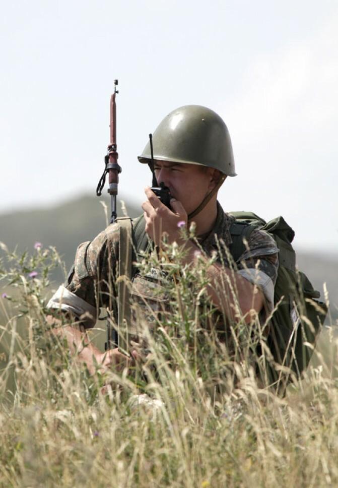 Հինգ զոհ` ադրբեջանական կողմից