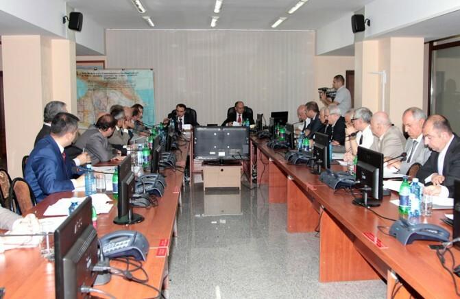 Մեկնարկել է «Փոխգործակցություն-2012» համատեղ զորավարժությունների ռազմաքաղաքական փուլը