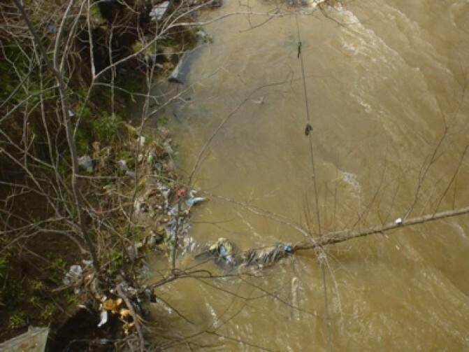 Վարարել է Մաքենիս գետը