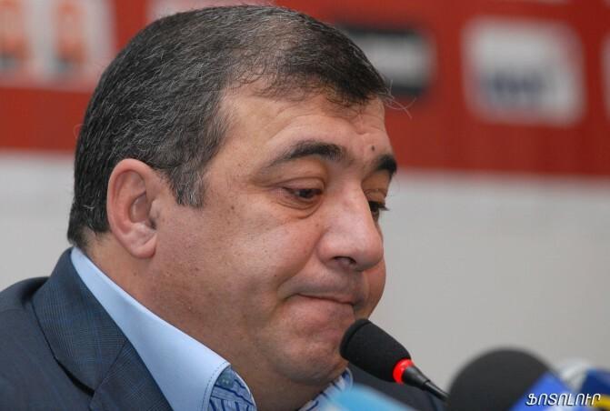 «Ես ինձ չեմ ներում».Ռուբեն Հայրապետյանը հրաժարվեց պատգամավորի մանդատից