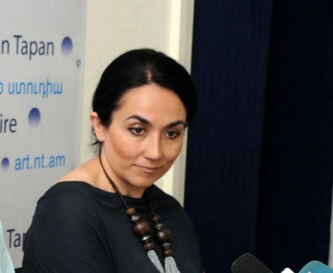 Նվարդ Մանասյան. «Ուժին իրավունքով ենք պատասխանելու»