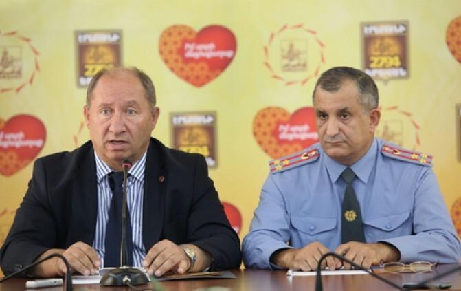 «Էրեբունի-Երևան-2794» տոնակատարության օրը մայրաքաղաքում տրանսպորտային երթևեկությունը մասամբ կսահմանափակվի