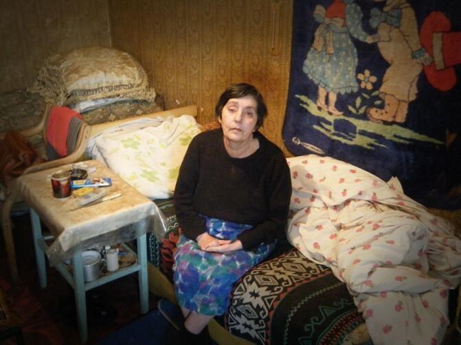 Բաքվի բանտի կտտանքներից` փախստականների կացարան. Գրետա Հարությունովան ասում է, որ հույսն է իրեն ստիպում ապրել