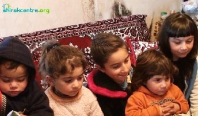 Վեցամյա գյումրեցի աղջնակը այրվող տնակի հրդեհից փրկել է փոքրիկ քույրերին (video)