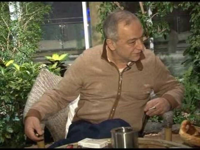 «Երբ նայում ես Հայաստանին դրսից, մազերդ բիզ-բիզ են կանգնում». բարերար Լևոն Հայրապետյան