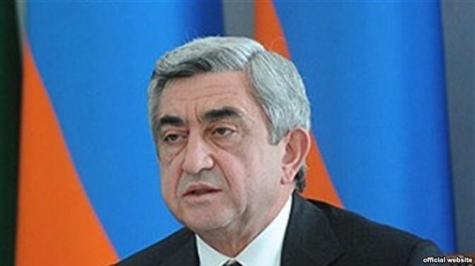 Սերժ Սարգսյանը անեկդոտ պատմեց