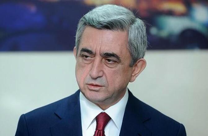 Սերժ Սարգսյանն այցելեց Պարույր Հայրիկյանին