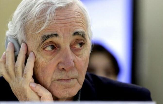 «Բավական է օգնել Հայաստանին». Բաց նամակ Շարլ Ազնավուրին