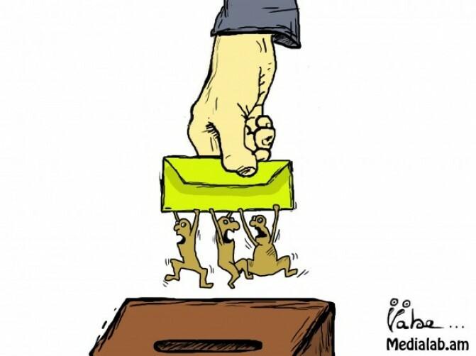 Ժողովրդավարության, ոստիկանների ու թաղային հեղինակությունների համերաշխության եւ այլնի մասին. Ավագանու ընտրություններ
