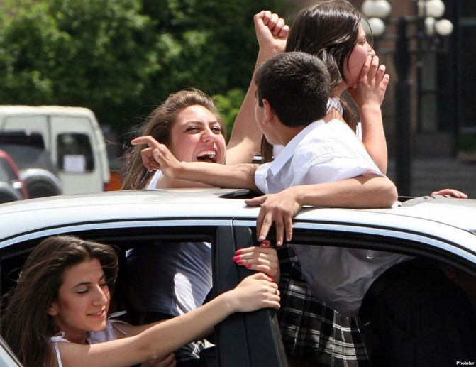 ՃՈ հատուկ պահպանվող տարածք են տեղափոխվել Երևանում՝ 9 իսկ մարզերում` 16 ավտոմեքենա