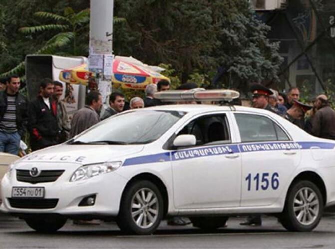 Ճանապարհային ոստիկանությունը խորհուրդ է տալիս շրջանցել