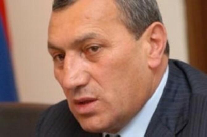Սուրեն Խաչատրյանին ազատեցին մարզպետի պաշտոնից